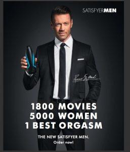 RECENSION: SATISFYER FOR MEN
